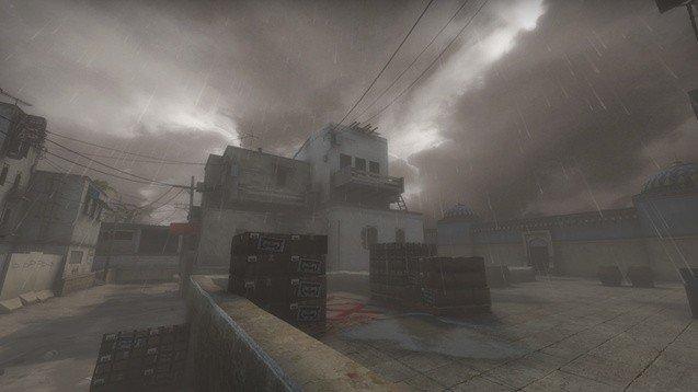 Counter-Strike recibe un mod que introduce la meteorología variable