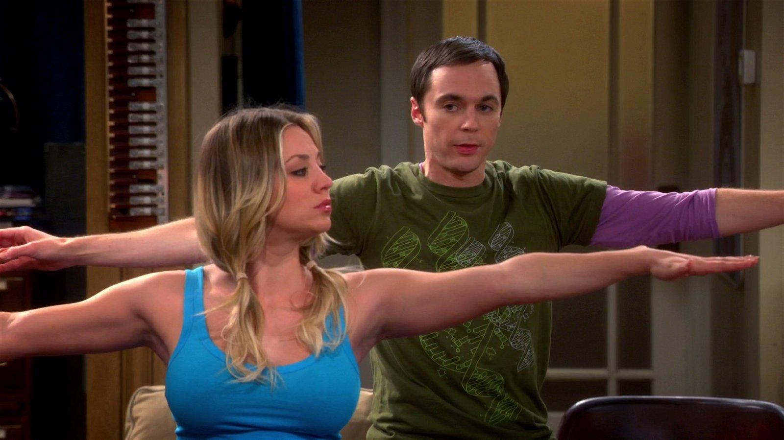 The Big Bang Theory muestra imágenes inéditas de un esperado reencuentro