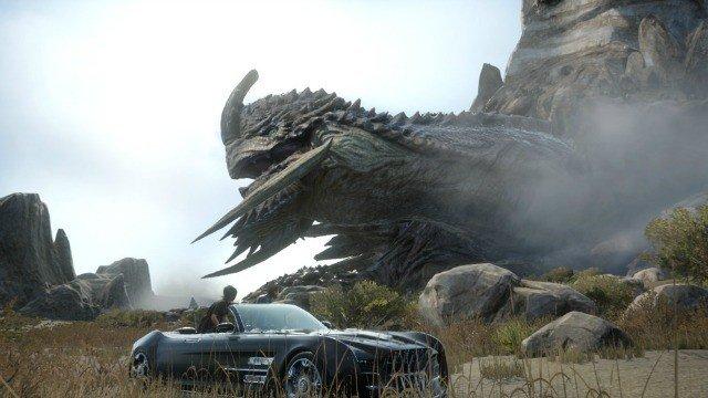 Final Fantasxy XV: Desmontan el rumor del combate de 72 horas