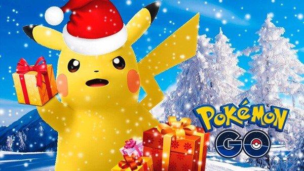 Pokémon GO: Raichu también puede tener un gorro de Papá Noel