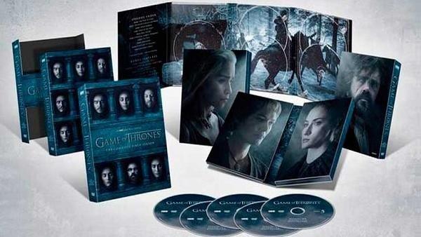 Juego de Tronos: Análisis del Blu-ray de la Temporada 6
