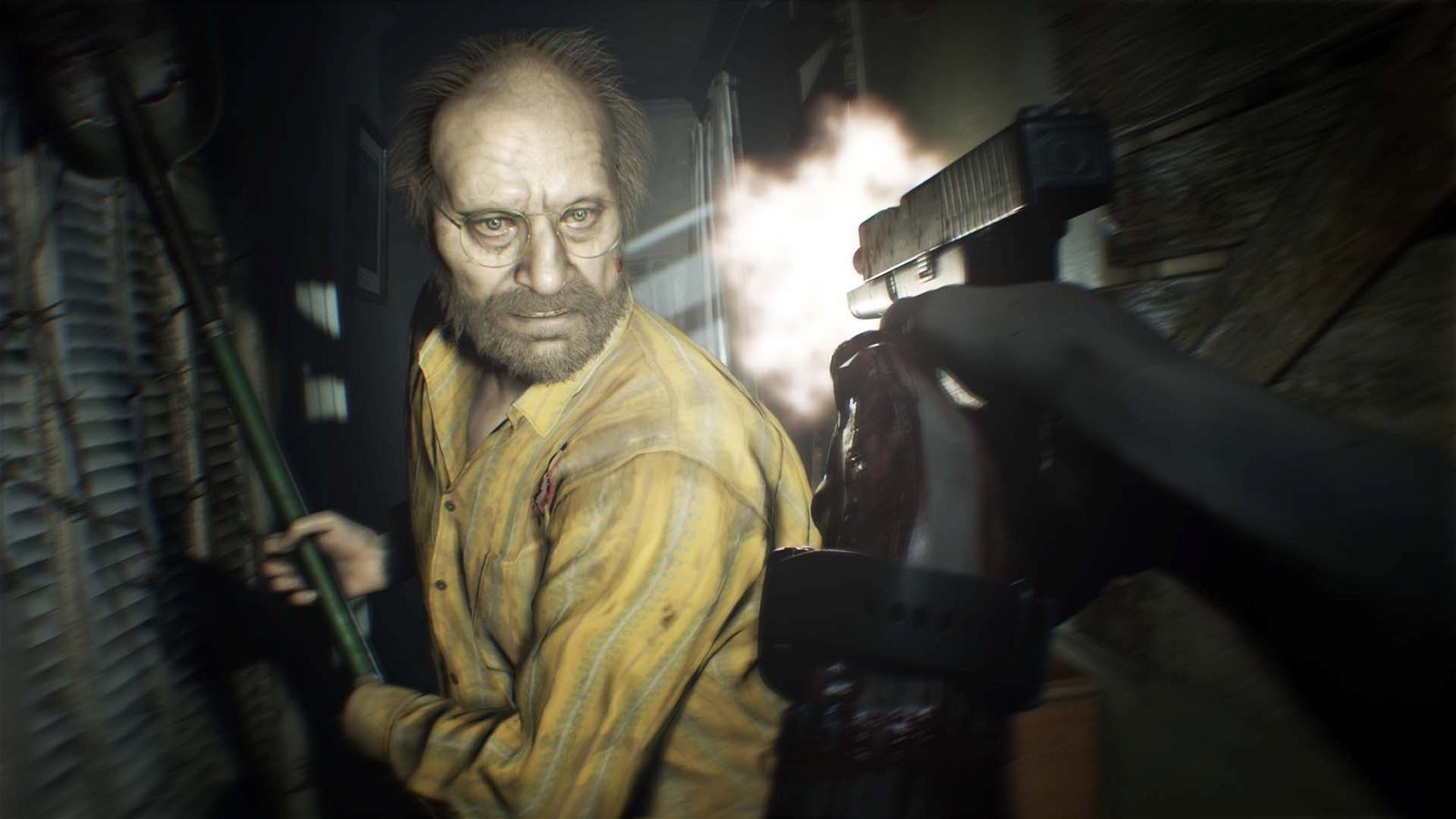 Resident Evil 7 tendrá tres niveles de dificultad