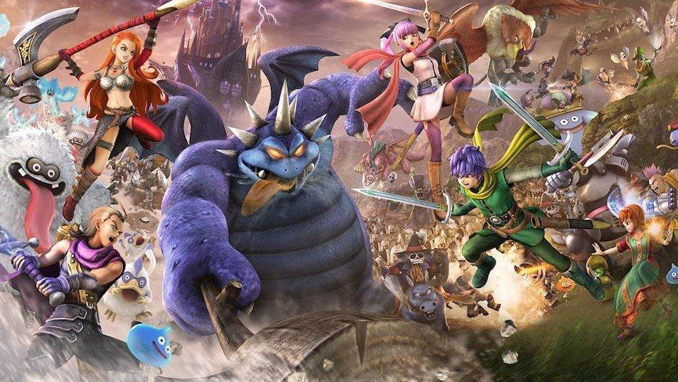 Dragon Quest Heroes 2 podría haber revelado su fecha de lanzamiento