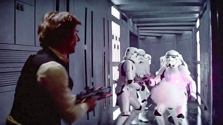 Star Wars: Lucasfilm podría haber remasterizado el Episodio IV en 4K