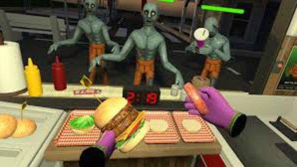 Los zombies llegan con hambre a este juego de Oculus Rift