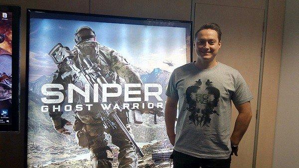 Sniper Ghost Warrior 3: Entrevistamos a Tomasz Pruski, diseñador senior de niveles en CI Games