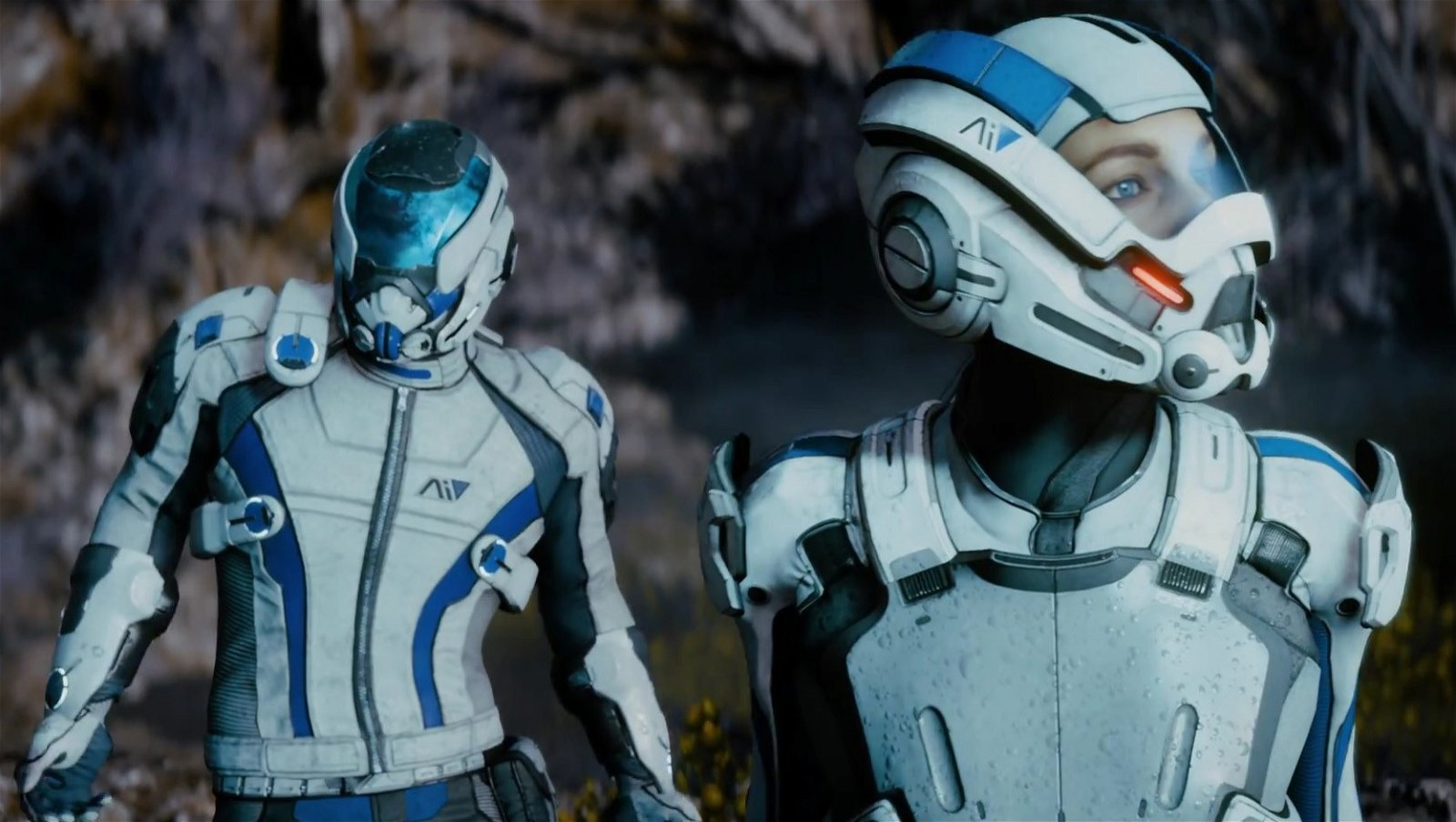 Mass Effect: Andromeda se muestra en acción en un nuevo tráiler
