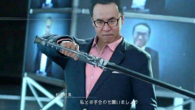 Final Fantasy XV te permitirá luchar contra el CEO de Square Enix