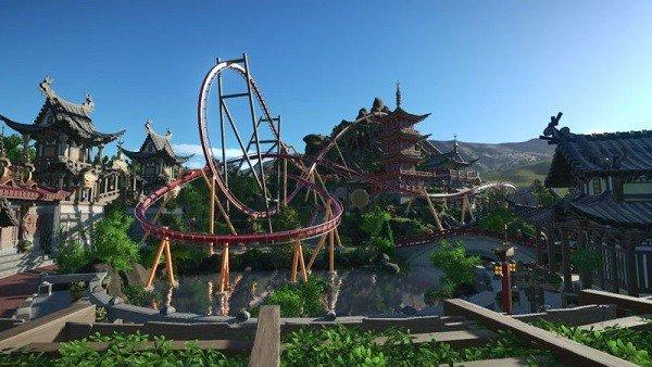 Planet Coaster cuenta con estos impresionantes parques de atracciones