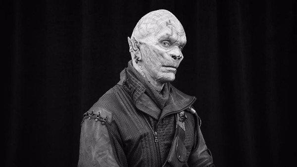 Guardianes de la Galaxia Vol. 2: James Gunn presenta el aspecto que tendrá Brahl en la película