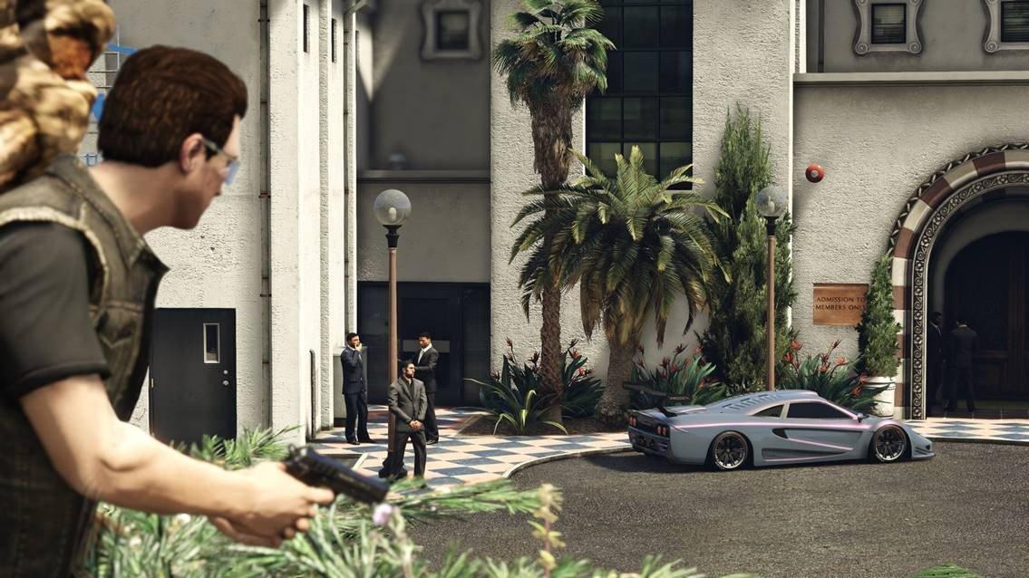 Grand Theft Auto Online permitirá traficar con coches en su próxima actualización