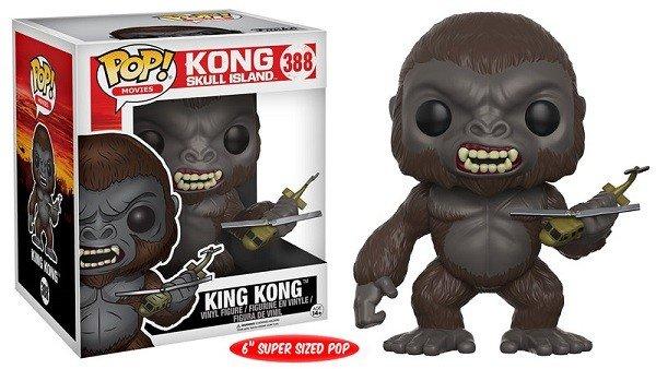 Funko anuncia nuevas figuras de King Kong y de John Wick