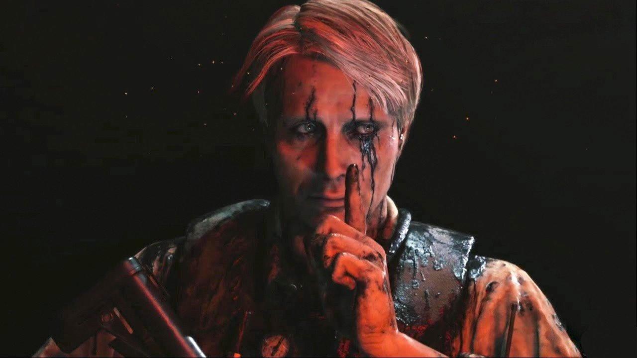 PlayStation Experience: Death Stranding revela el rol de Mads Mikkelsen
