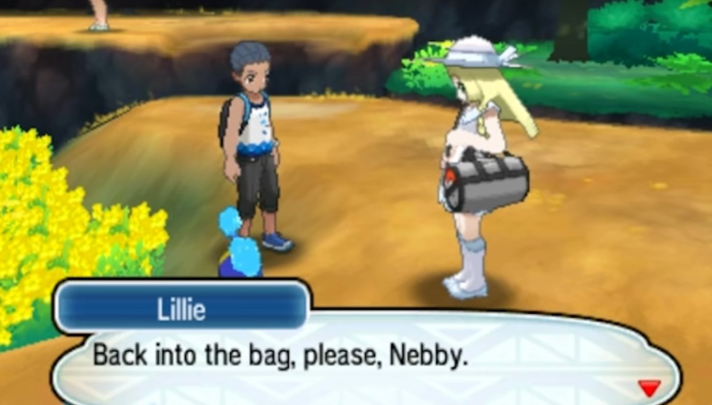 Pokémon Sol/Luna: Los memes sobre Lylia y Nebulilla inundan la red