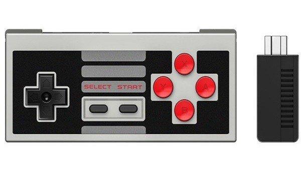 FINDE: NES Mini ya cuenta con mando inalámbrico