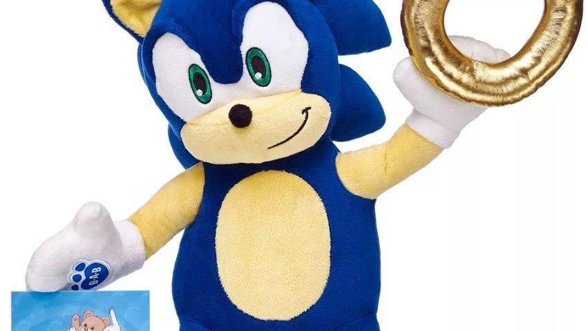 Sonic: Celebra el 25 aniversario con este adorable peluche