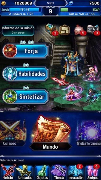Final Fantasy: 5 juegos de dispositivos móviles que quizás no conozcas