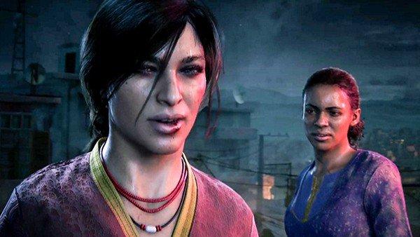 Uncharted: The Lost Legacy muestra nuevas imágenes conceptuales