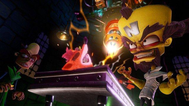PlayStation Experience: Crash Bandicoot: N. Sane Trilogy se muestra en su primer gameplay