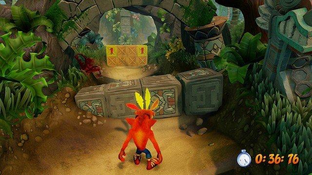 Crash Bandicoot N. Sane Trilogy muestra sus dos primeros niveles en vídeo