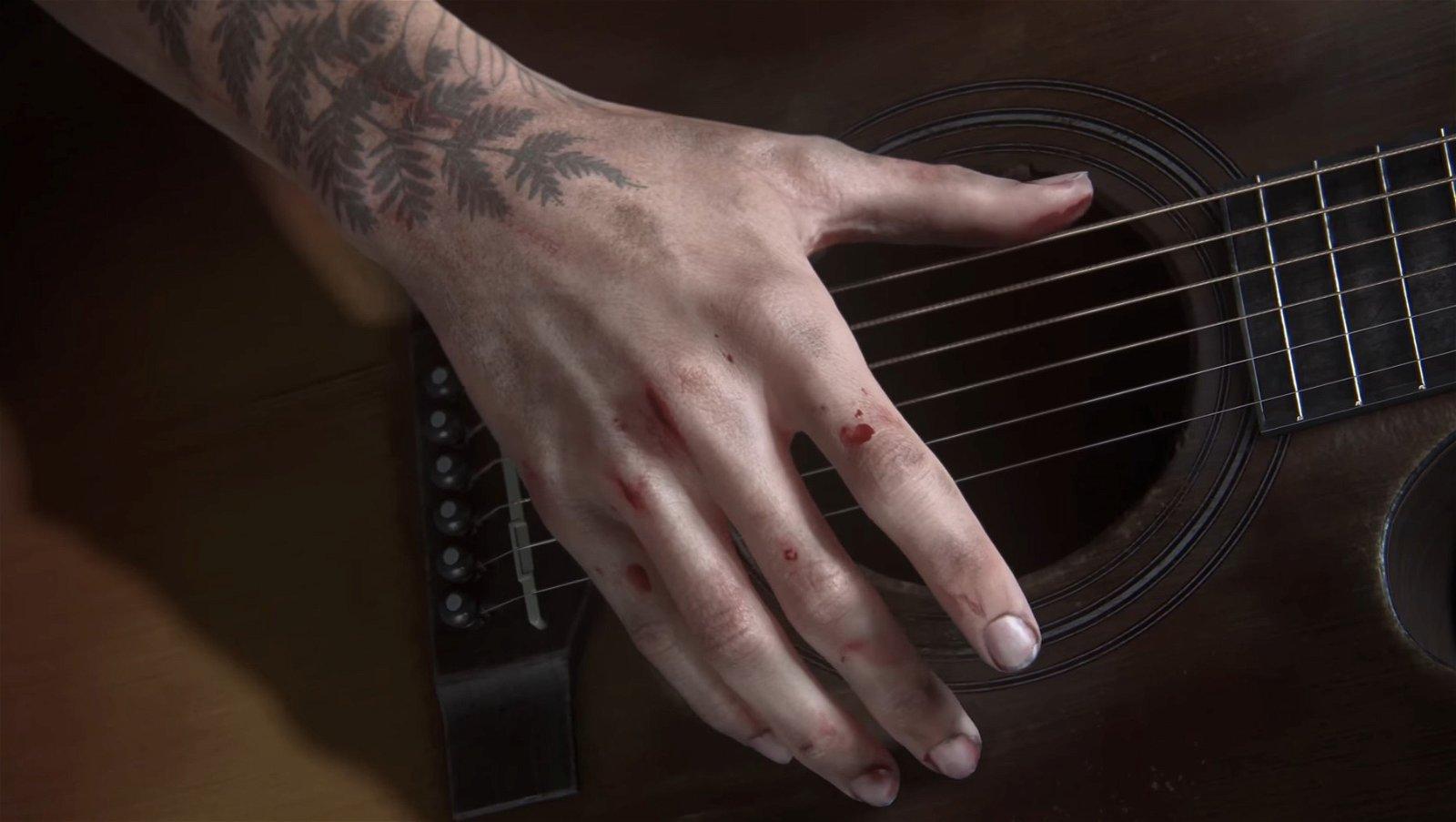 The Last of Us 2: Los memes de Ellie con la guitarra inundan las redes