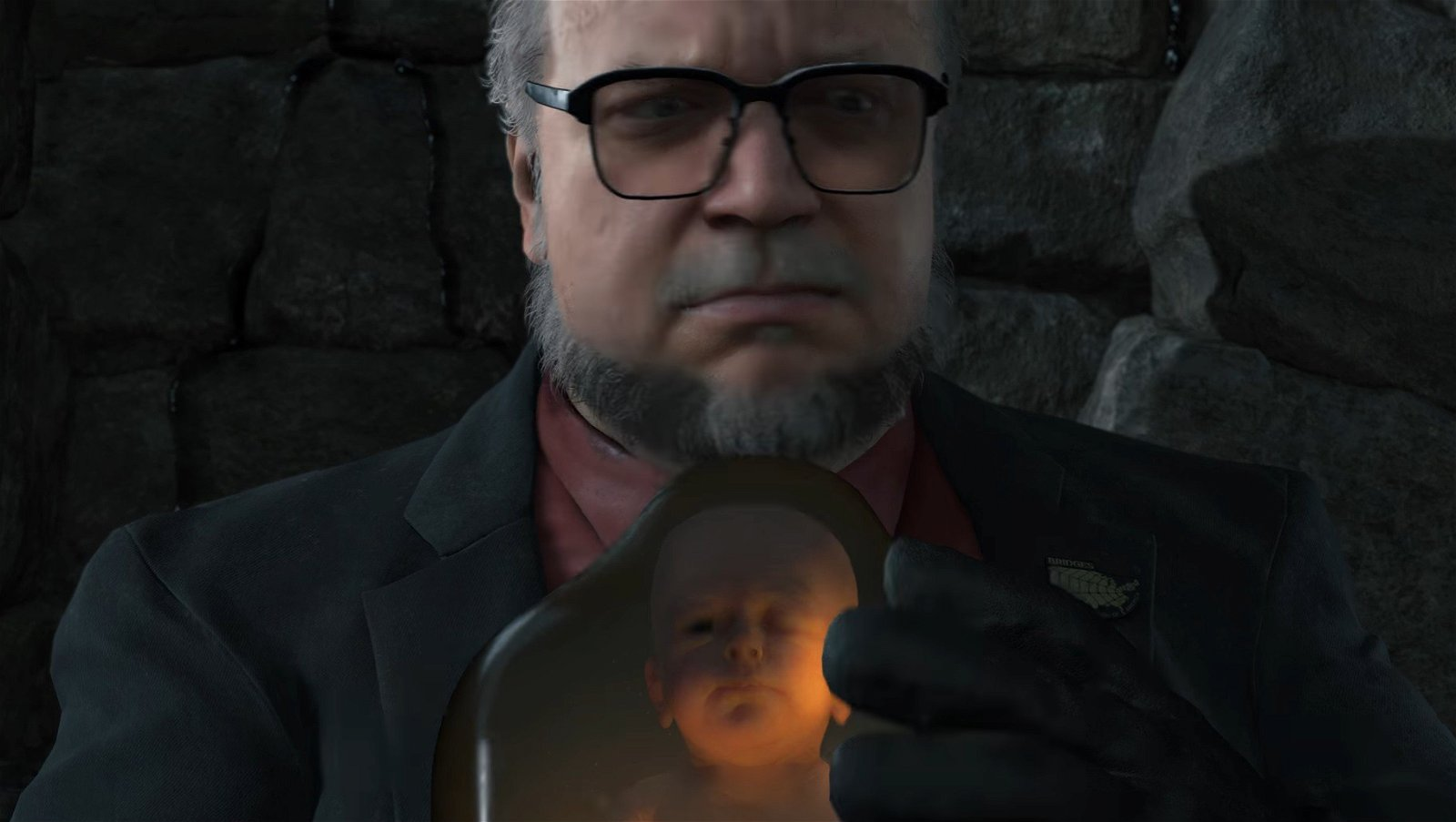 Death Stranding: Guillermo del Toro vuelve a acordarse de Konami
