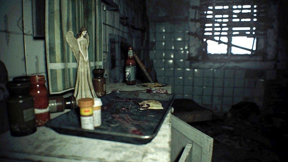Resident Evil 7: La última actualización de la demo resuelve el misterio del dedo
