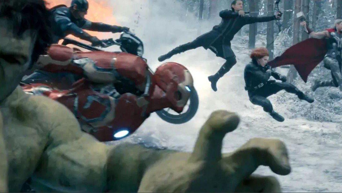 Las escenas más épicas del universo Marvel