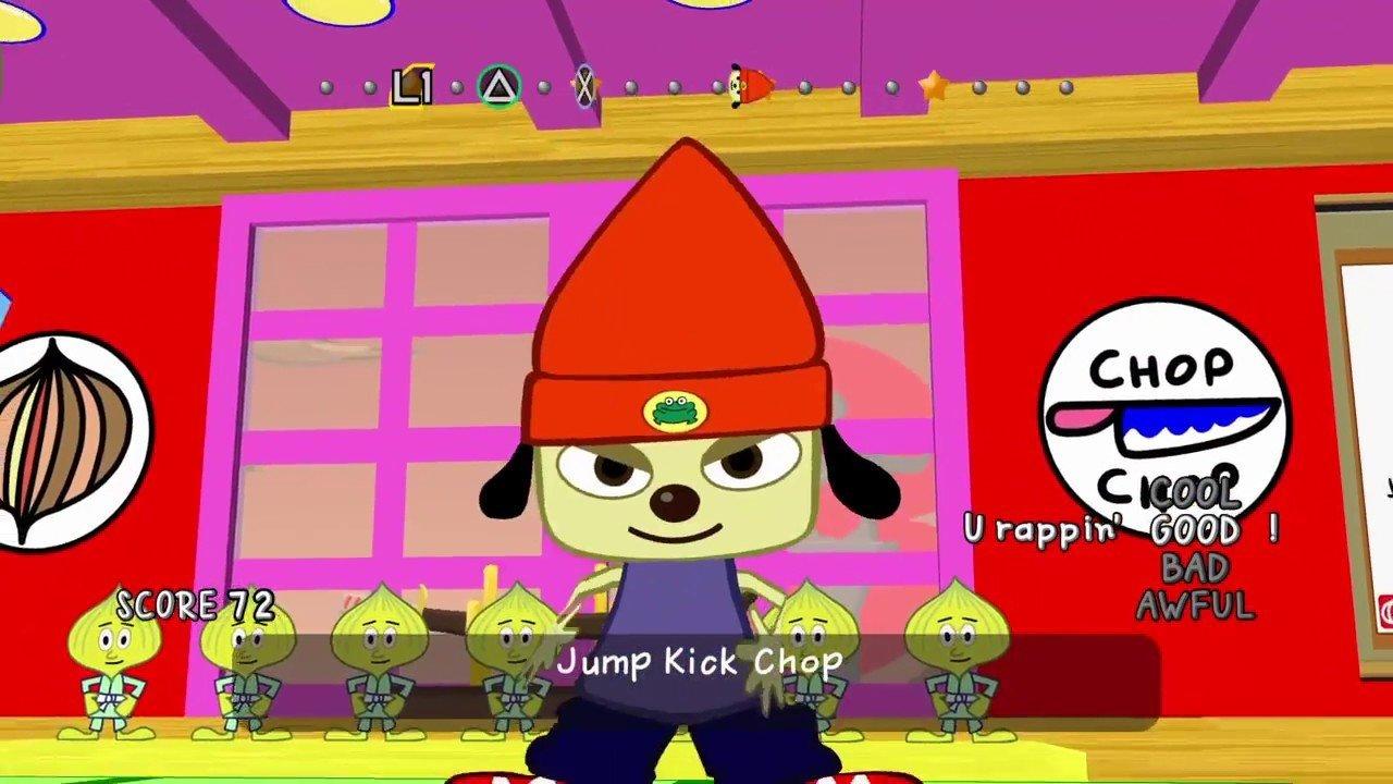PaRappa the Rapper Remastered: Todos los trofeos del juego