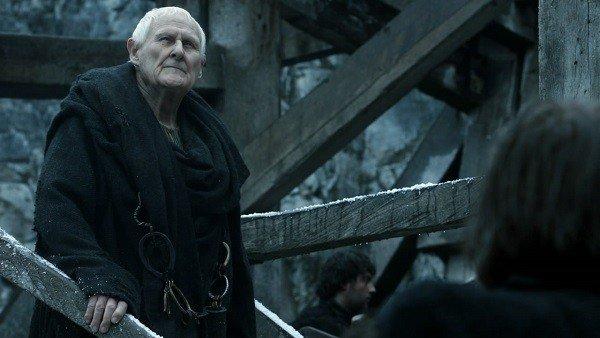 Juego de Tronos: Fallece el actor que interpretó a Aemon Targaryen