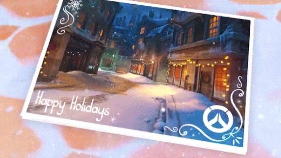 Overwatch arrancará su evento navideño el 13 de diciembre