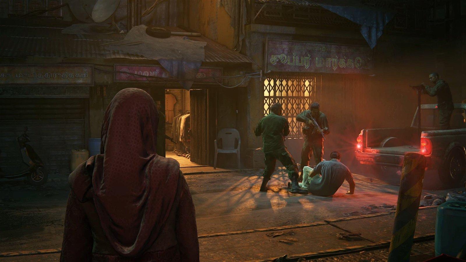 Uncharted: The Lost Legacy explica por qué es una historia independiente