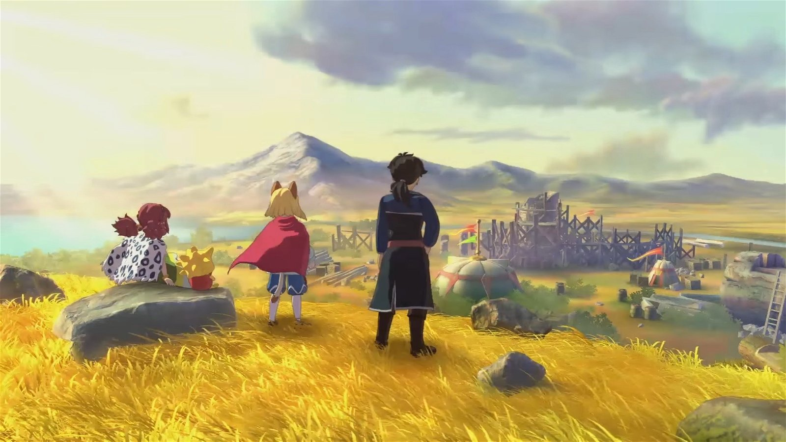 Ni No Kuni 2 ps4 and pc gameplay features image 2