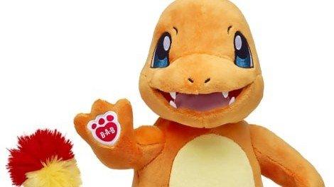 Pokémon: Charmander recibe un nuevo y adorable peluche