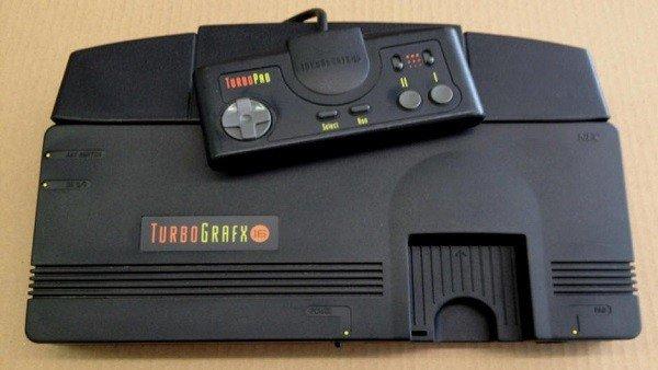 Konami registra por sorpresa la marca TurboGrafx