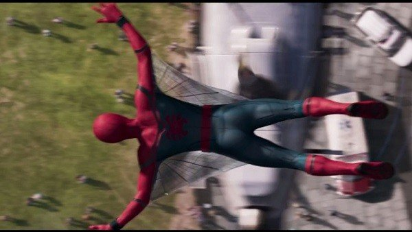 Spider-Man: Homecoming desvela el nuevo traje en un teaser