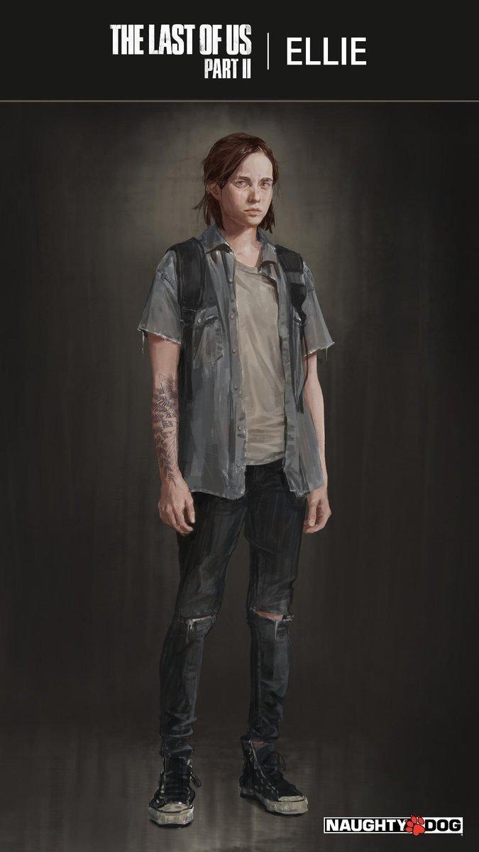 The Last of Us 2 muestra el tatuaje de Ellie al detalle | Alfa Beta ...