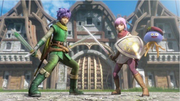 Dragon Quest Heroes II llegará a Europa y Norteamérica el 28 de abril