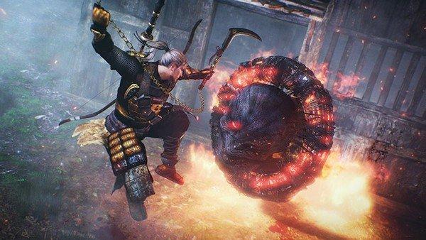Nioh muestra la batalla contra un jefe en su nuevo gameplay