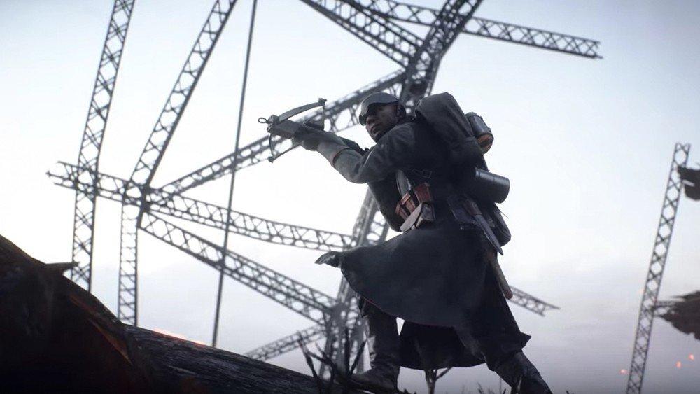Battlefield 1 desvela el contenido de su actualización de invierno