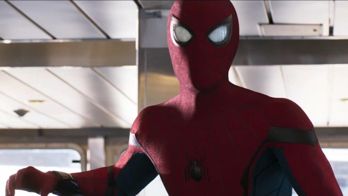 Los Vengadores: Infity War ficha a Spider- Man