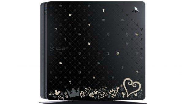 PlayStation 4 tendrá una edición de Kingdom Hearts por su 15 aniversario