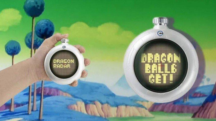 Dragon Ball: Ya te puedes hacer con tu propio radar