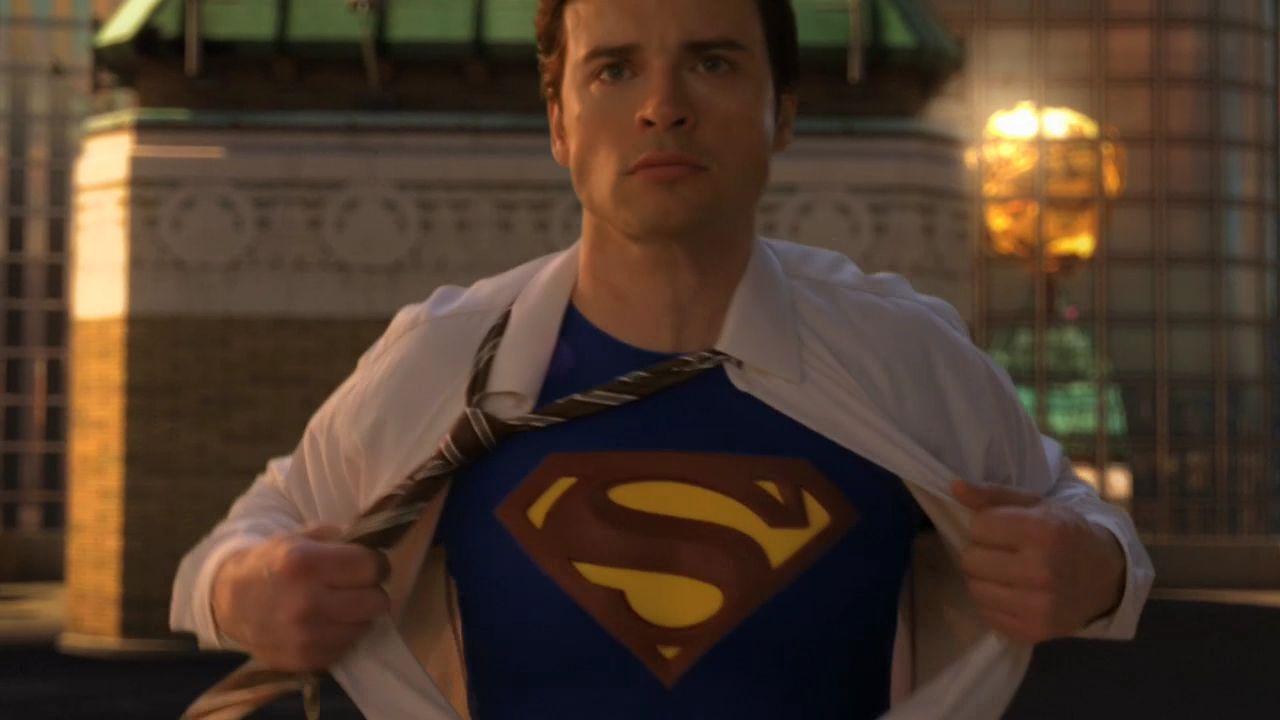 Smallville y Sobrenatural iban a tener un crossover que nunca se produjo