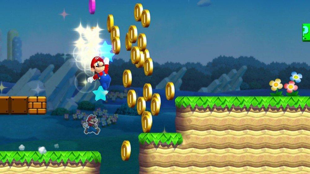 Super Mario Run alcanza 10 millones de descargas en Android