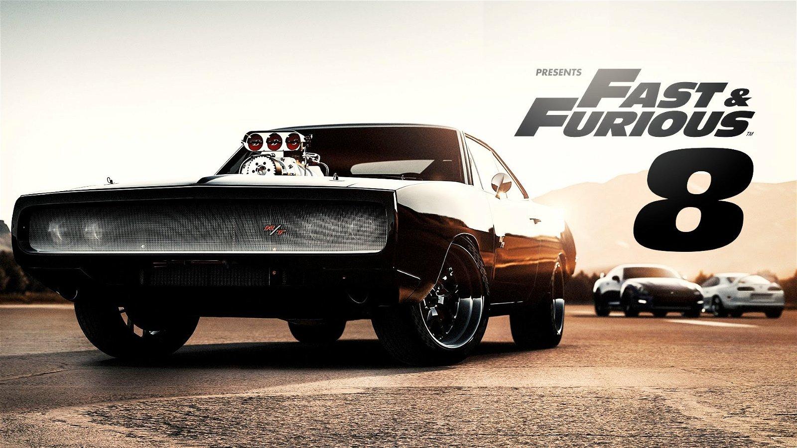 Fast & Furious 8 desvela su título oficial y muestra su primer teaser