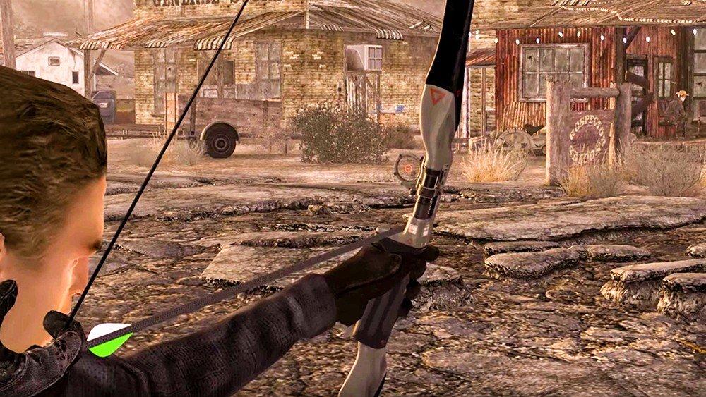 Fallout: New Vegas: Un jugador ha construido el arco perfecto en un año