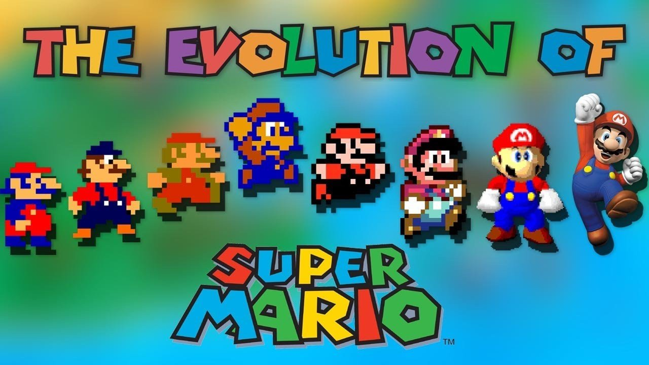 Super Mario y su evolución a lo largo de la historia, mañana en nuestro reportaje