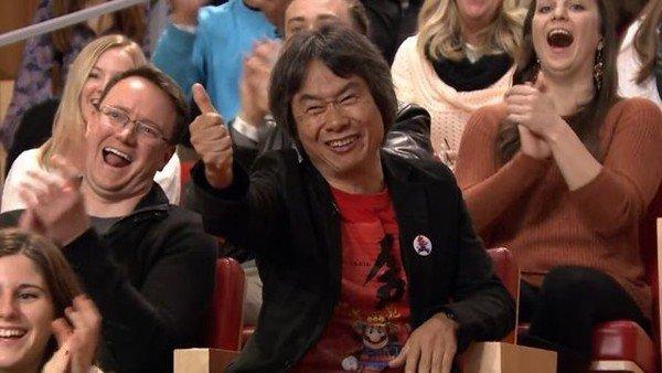 Un directivo de Nintendo resuelve el misterio sobre la camiseta de Mario samurái que vistió Miyamoto