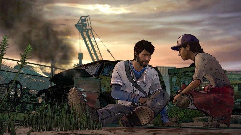 The Walking Dead: A New Frontier cancela su lanzamiento en la anterior generación